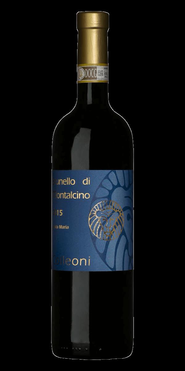 Produktbild för Brunello di Montalcino Santa Maria 2015