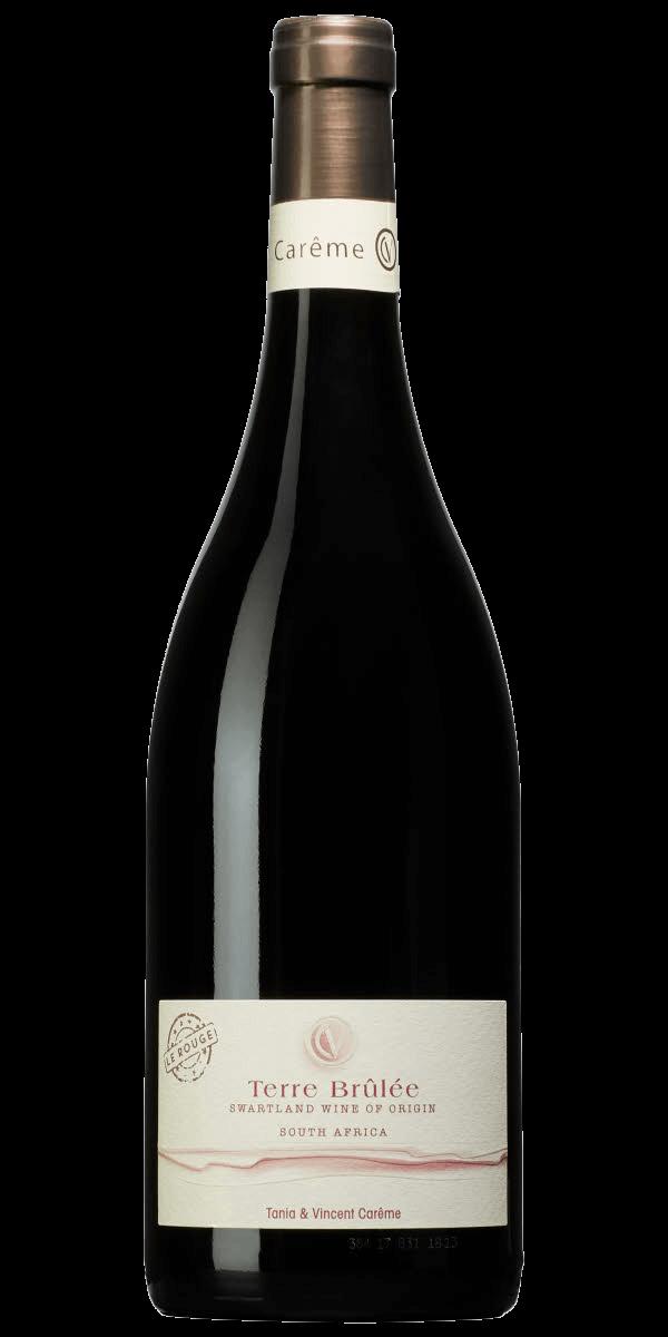 Produktbild för Terre Brûlée Le Rouge 2017