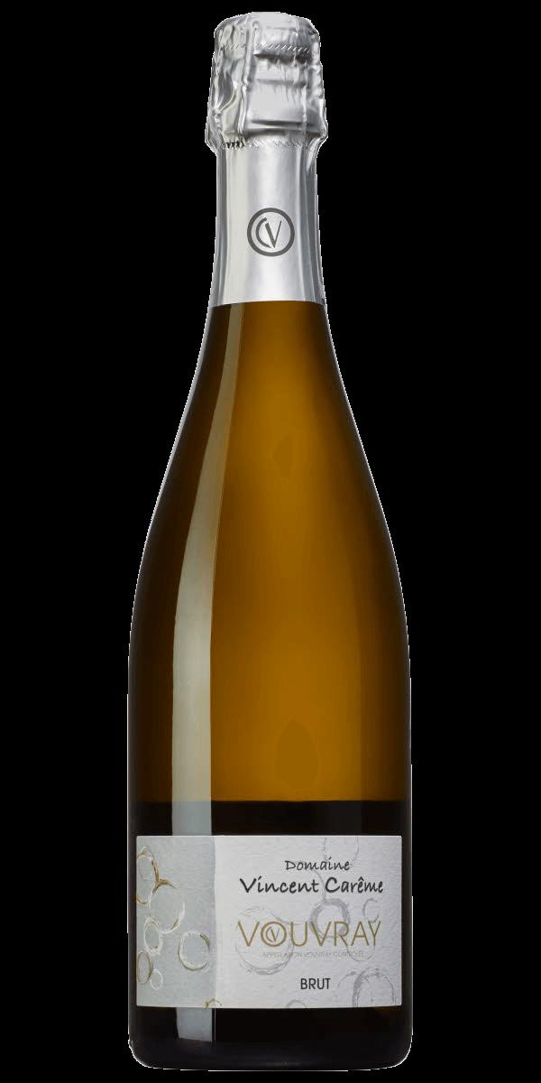 Produktbild för Vouvray Brut 2017