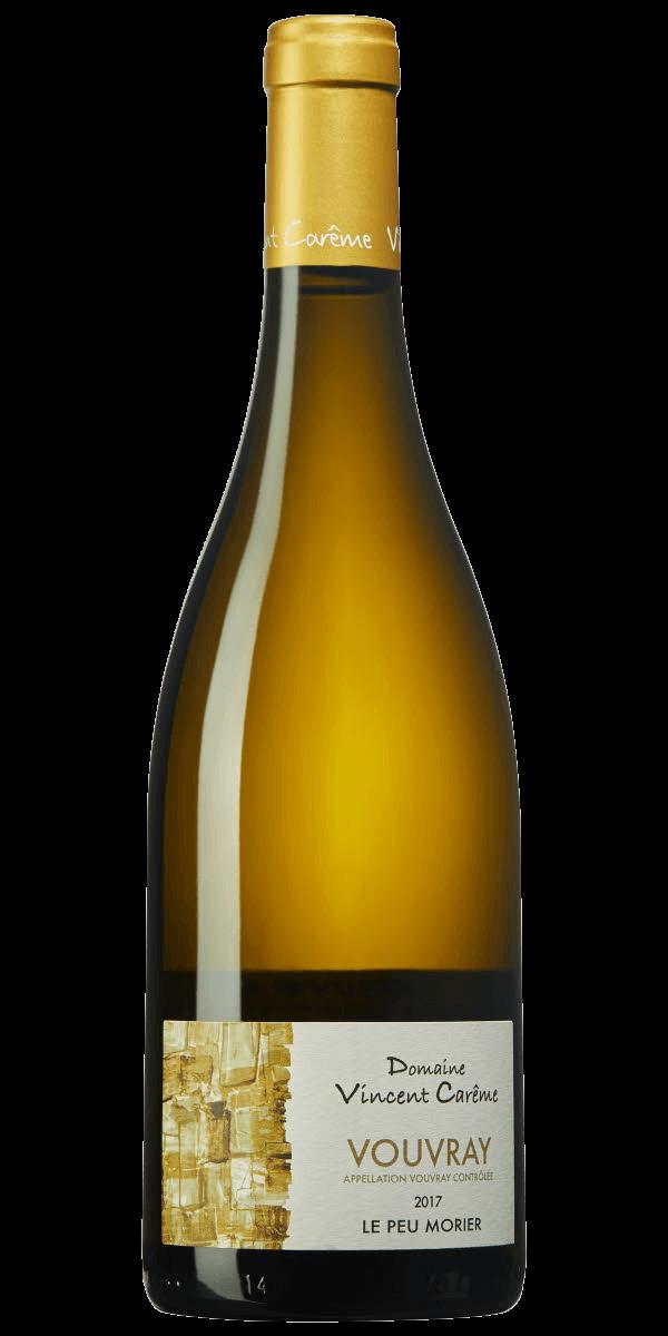 Produktbild för Vouvray Le Peu Morier 2017