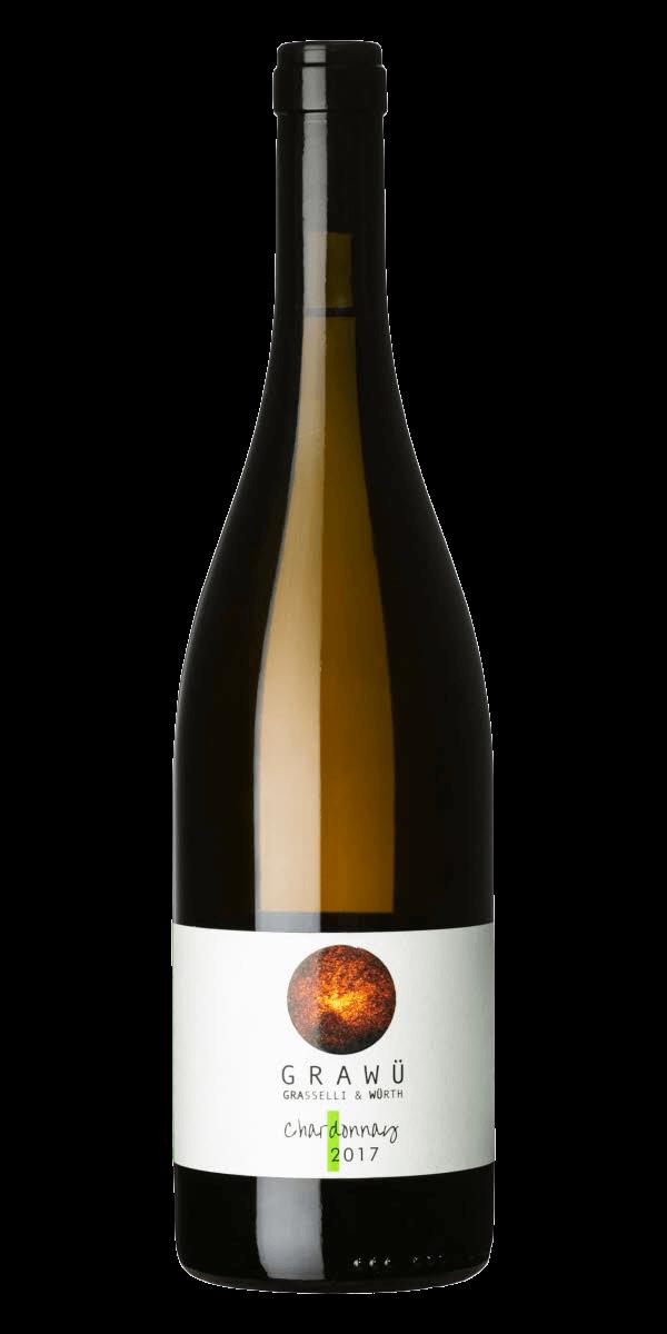 Produktbild för Grawü Chardonnay 2017