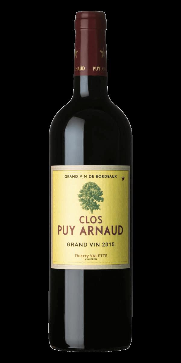 Produktbild för Clos Puy Arnaud Grand Vin 2015