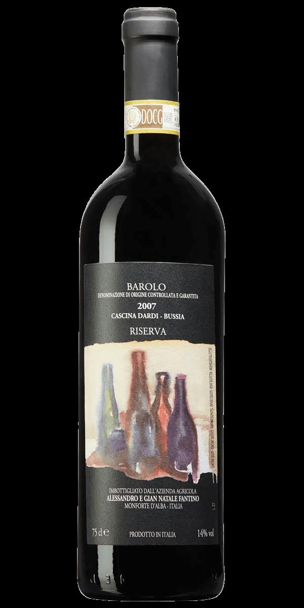 Produktbild för Barolo Riserva Cascina Dardi 2007