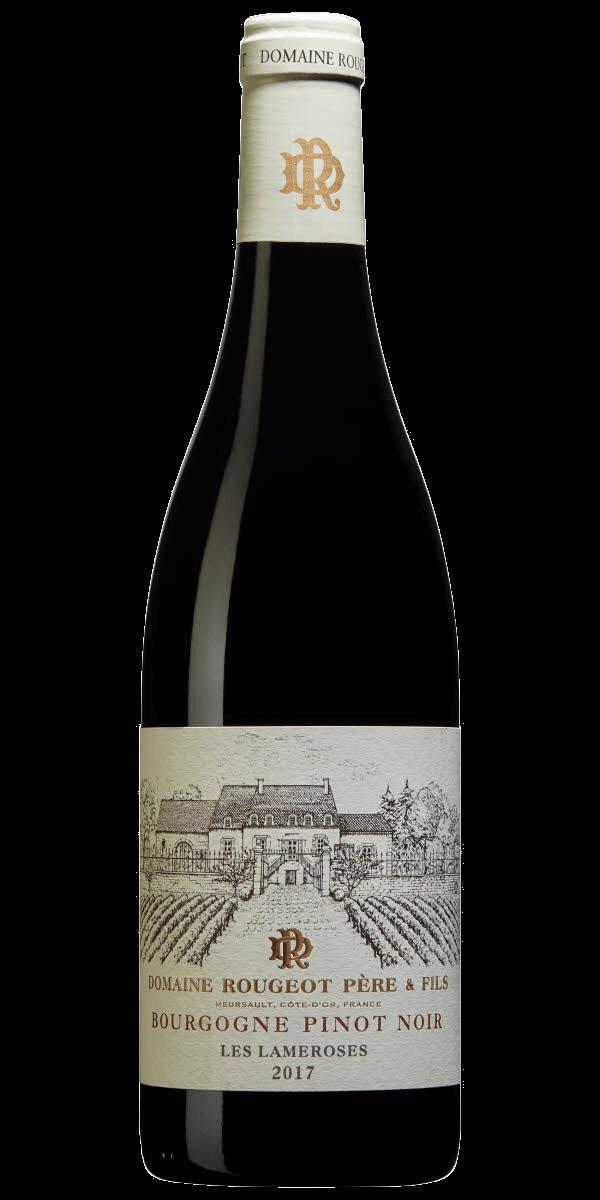 Produktbild för Bourgogne Pinot Noir Les Lameroses 2017