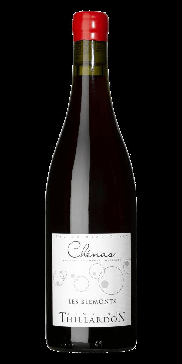 Produktbild för Chénas Les Blémonts 2018
