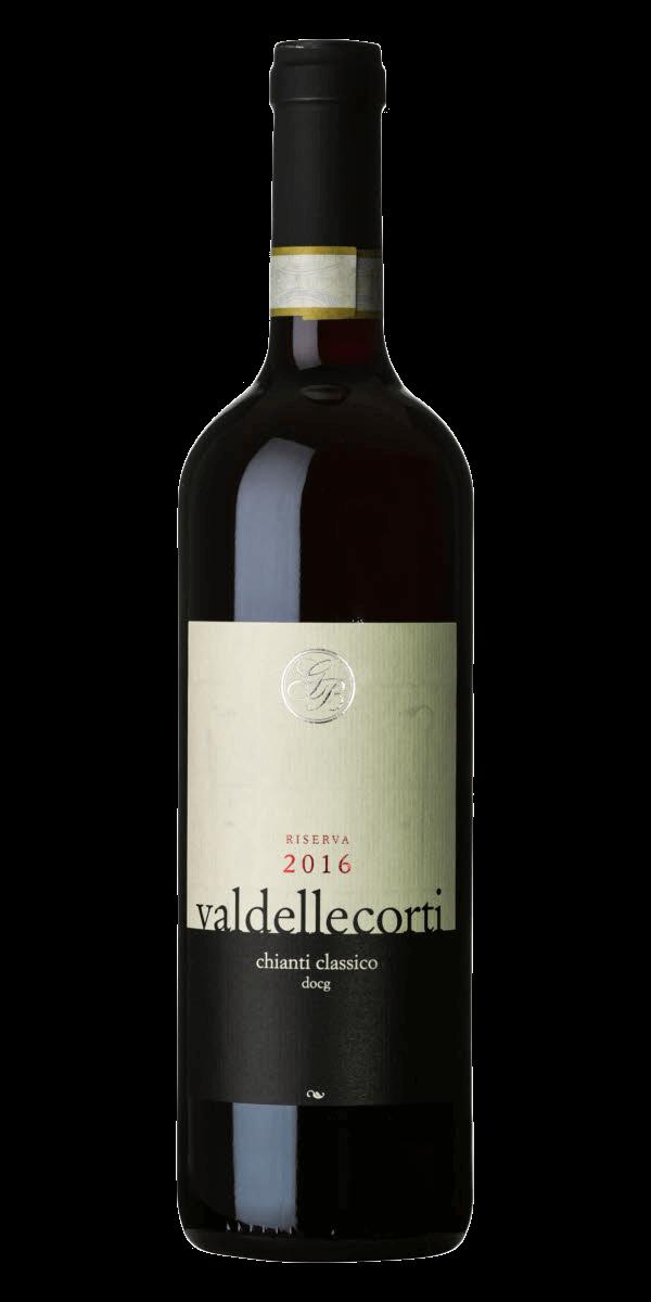 Produktbild för Val delle Corti Chianti Classico Riserva 2016