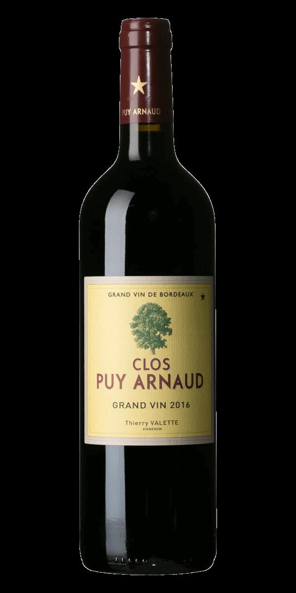 Produktbild för Clos Puy Arnaud Grand Vin 2016