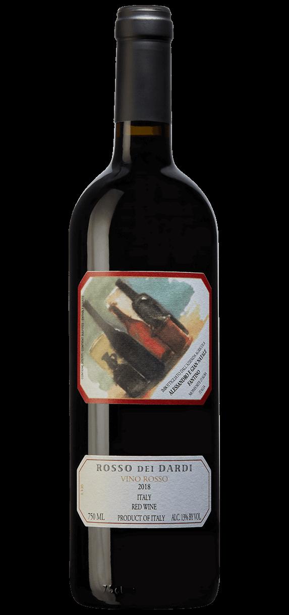 Produktbild för Rosso dei Dardi 2018
