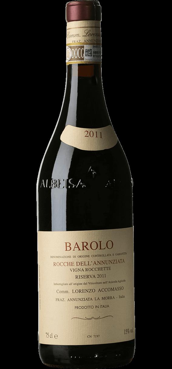 Produktbild för Barolo Vigna Rocchette Riserva 2011