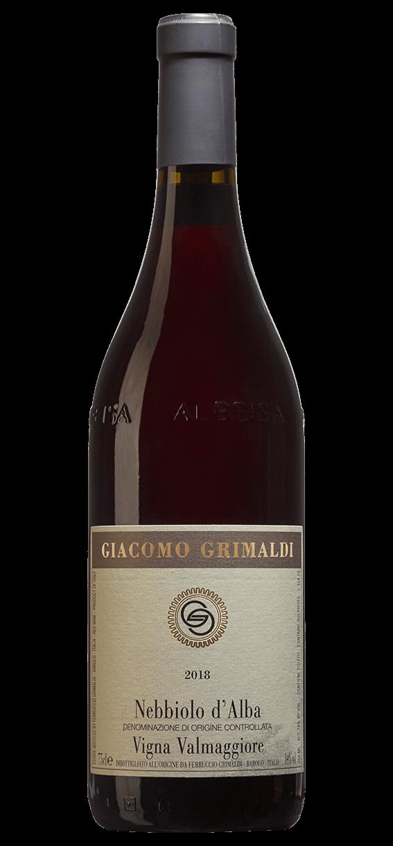 Produktbild för Vigna Valmaggiore 2018