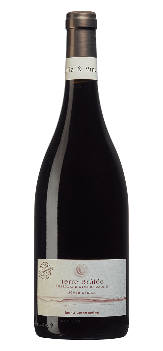 Produktbild för Terre Brûlée Le Rouge 2018