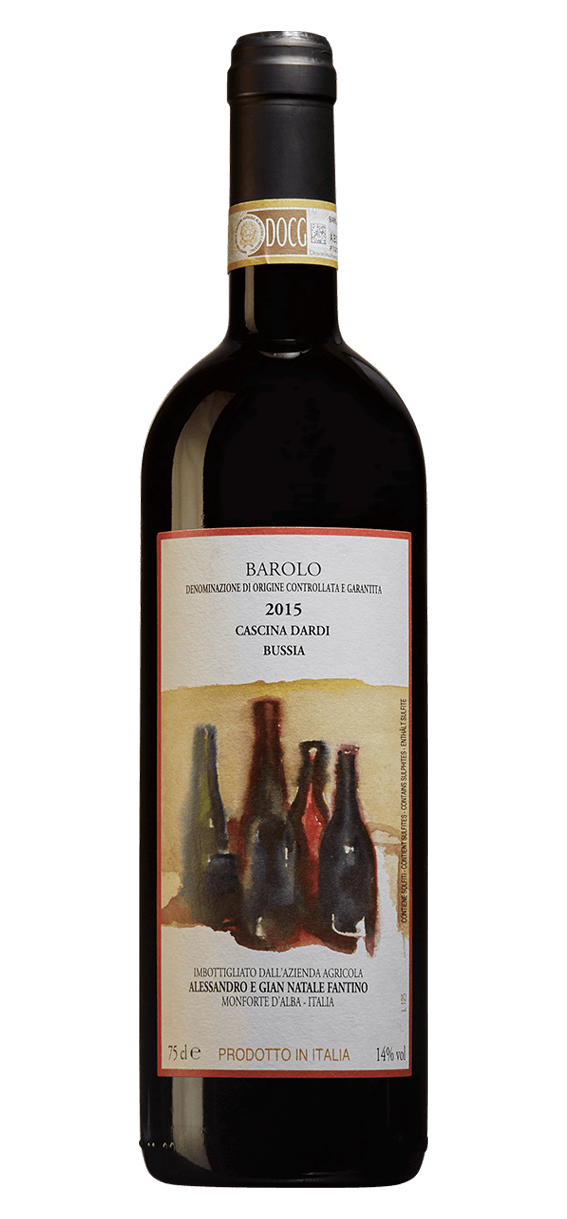 Produktbild för Barolo Bussia 'Cascina Dardi' 2015