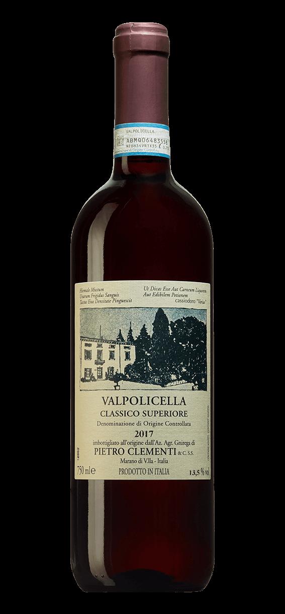 Produktbild för Valpolicella Classico Superiore 2017