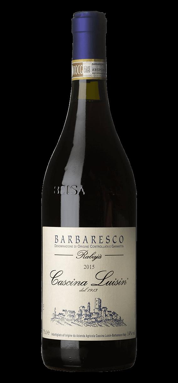 Produktbild för Barbaresco Rabajà 2015