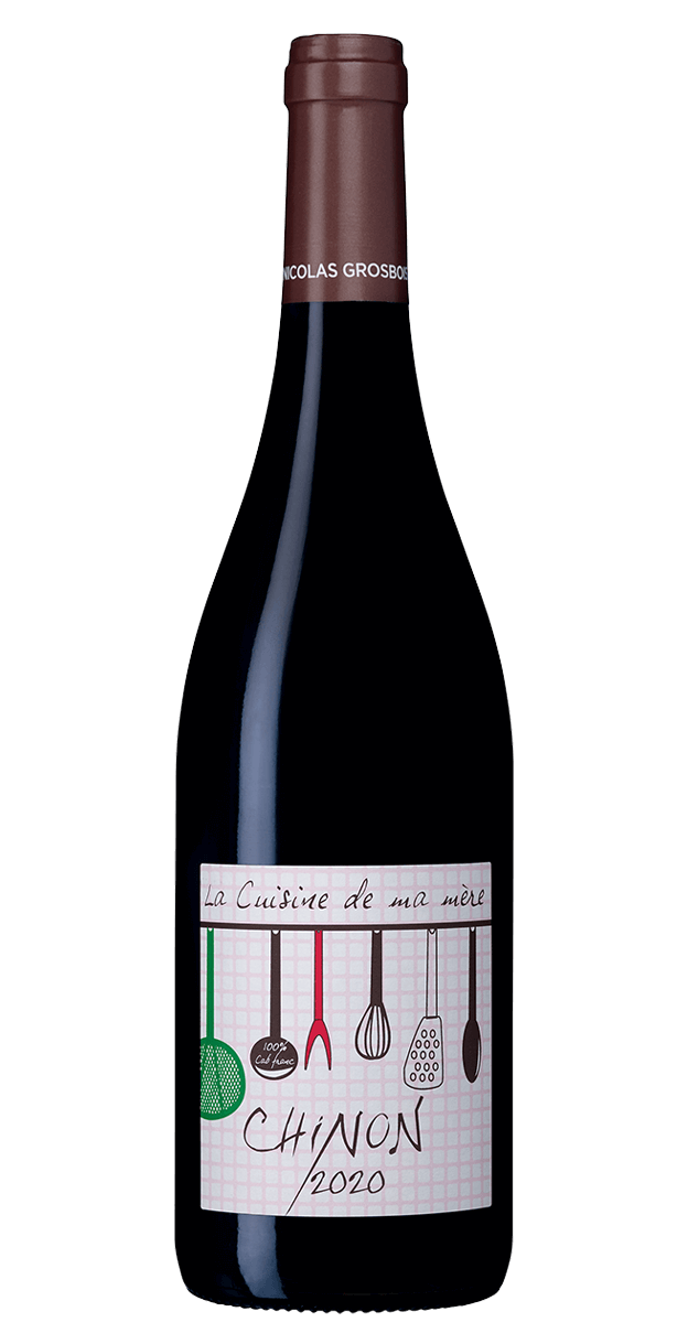 Produktbild för Chinon La Cuisine de ma Mère 2020