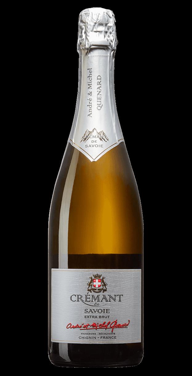 Produktbild för Crémant de Savoie Extra Brut N.V.