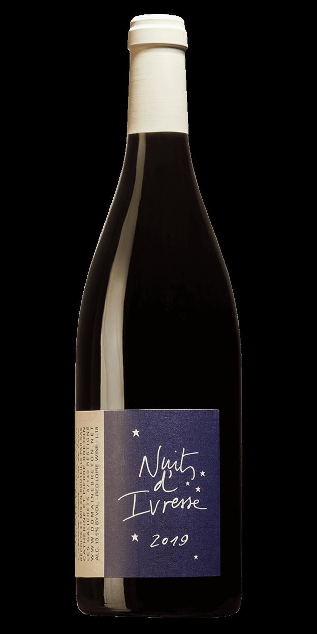 Produktbild för Bourgeuil Nuits d'Ivresse 2019