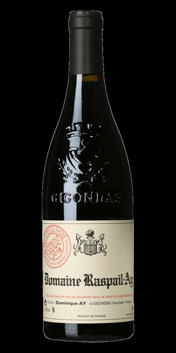 Produktbild för Gigondas 2018